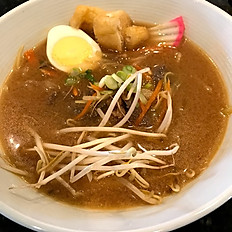 Miso / Spicy Miso Ramen