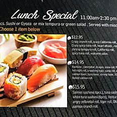 Lunch Special 1