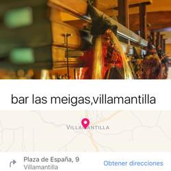 Las Meigas Villamantilla