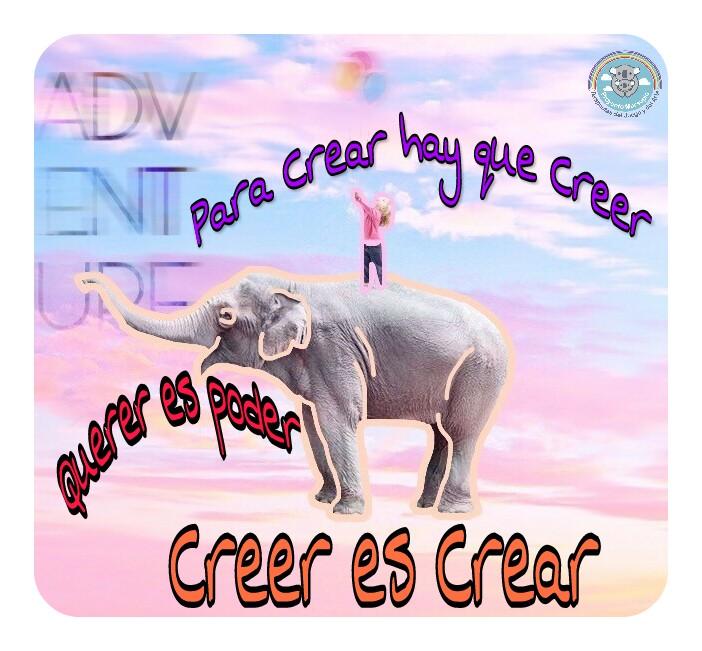 Crear Creer