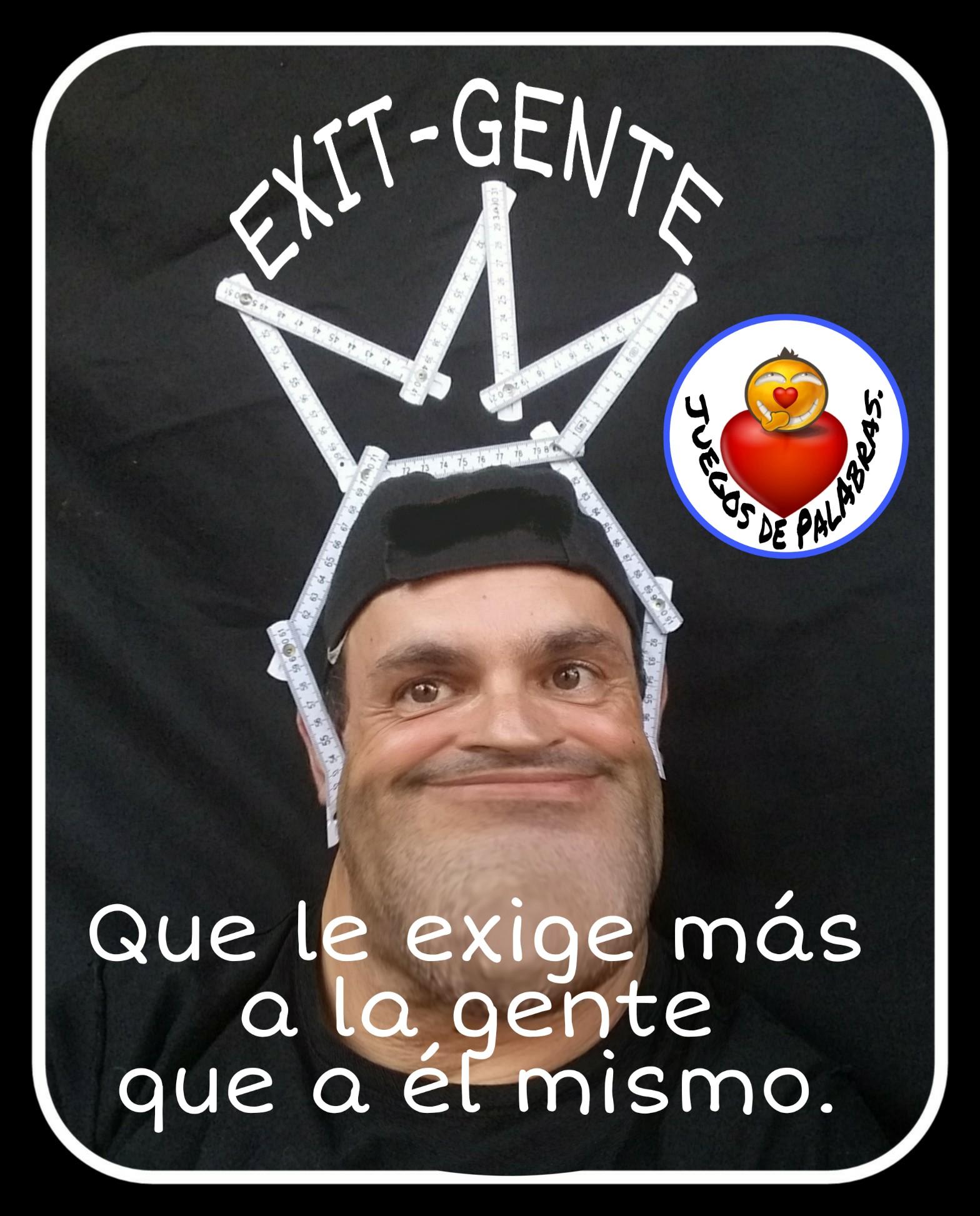 Exit gente