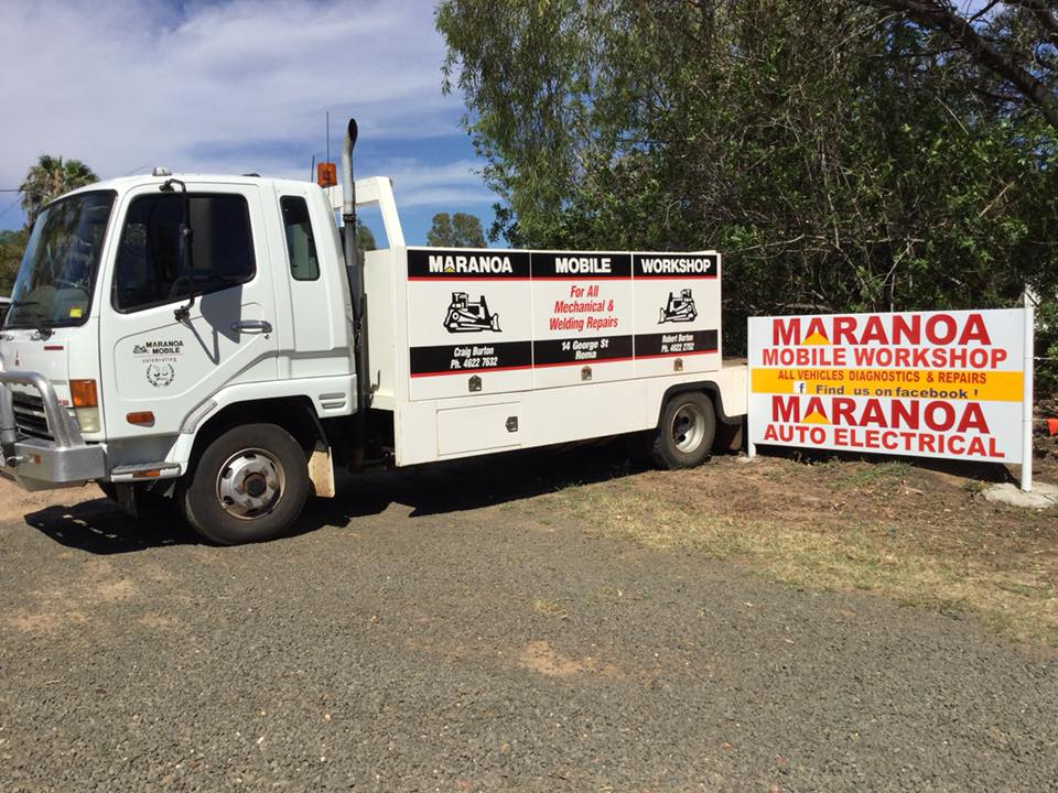 Maranoa Mobile Workshop Service