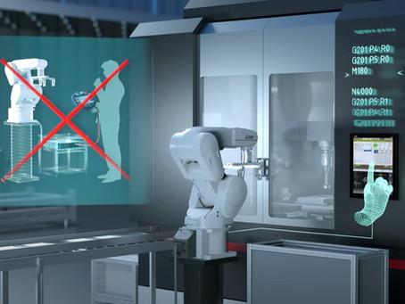 Mitsubishi CNC & Robot News