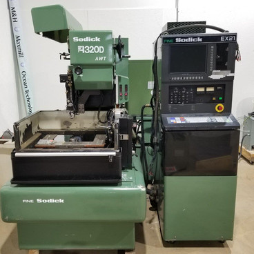 Used Sodick A320D EX21