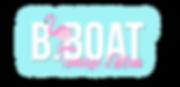 Logo Bboat Flamingo reflet.png