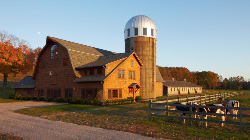 Recreation Barn