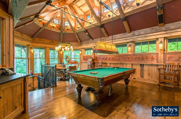 mirror lake game loft
