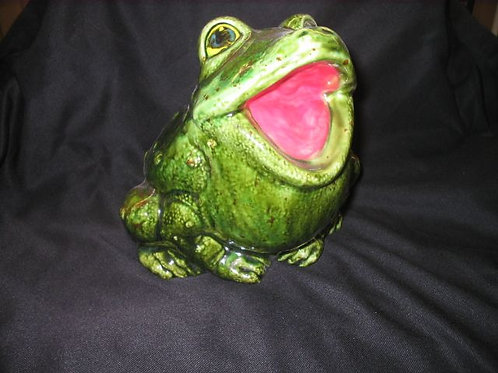 Big Mouth Frog