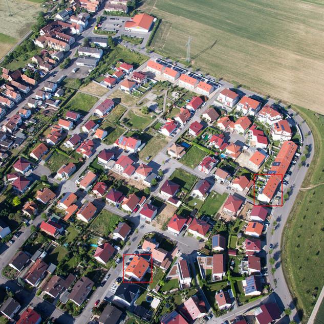 Luftbild Höhenweg