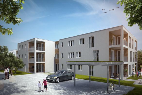 Visualisierung Grünstadt