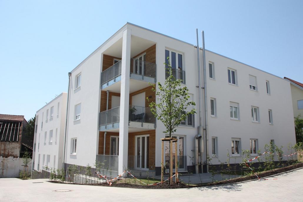 Grünstadt Ansicht