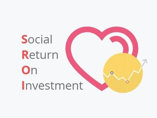 社會效益投資回報