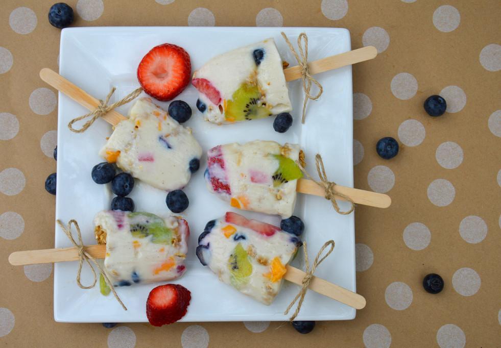 Fruit Summer Pops