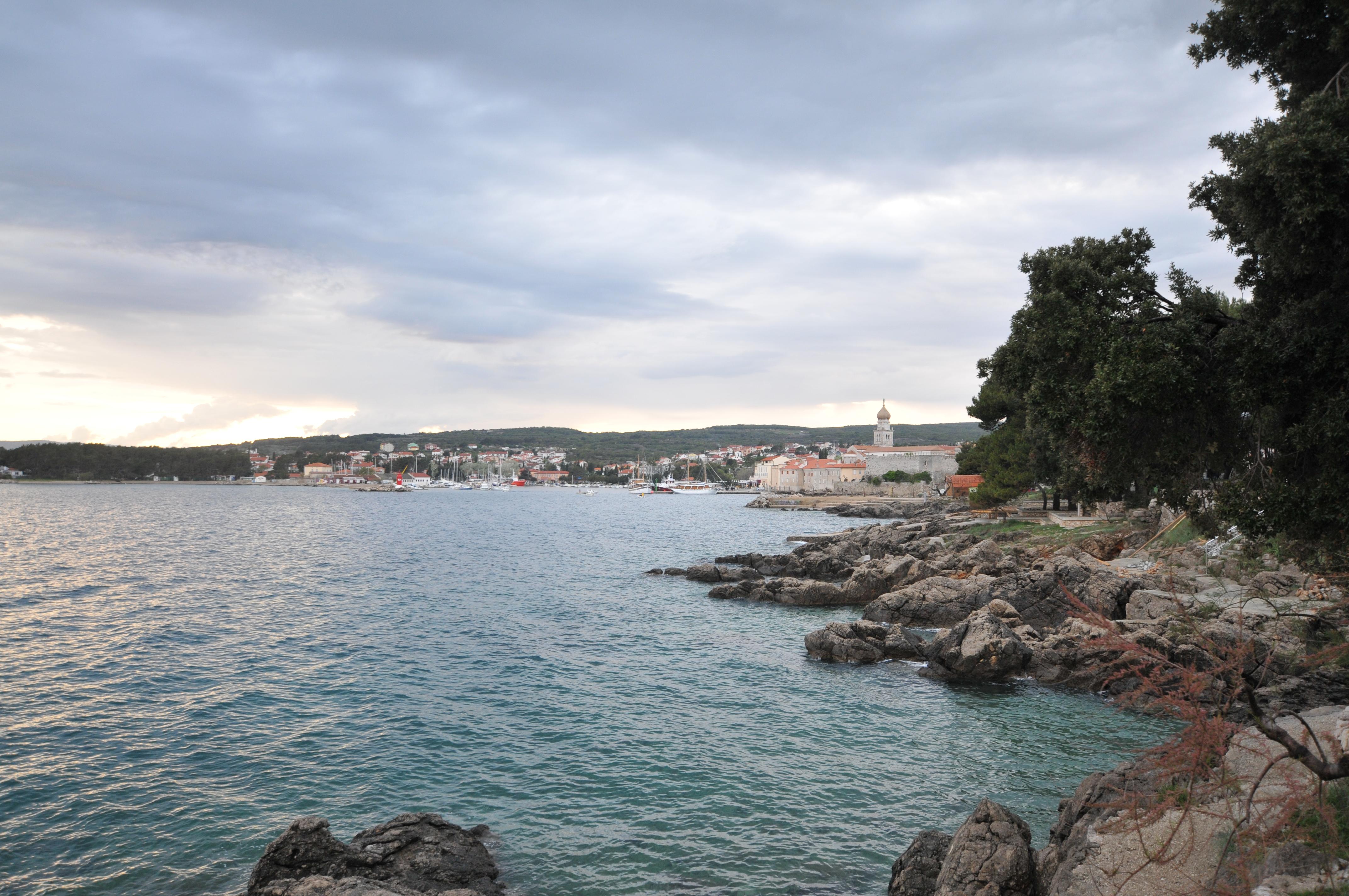 Platz 8: Insel Krk, Kroatien