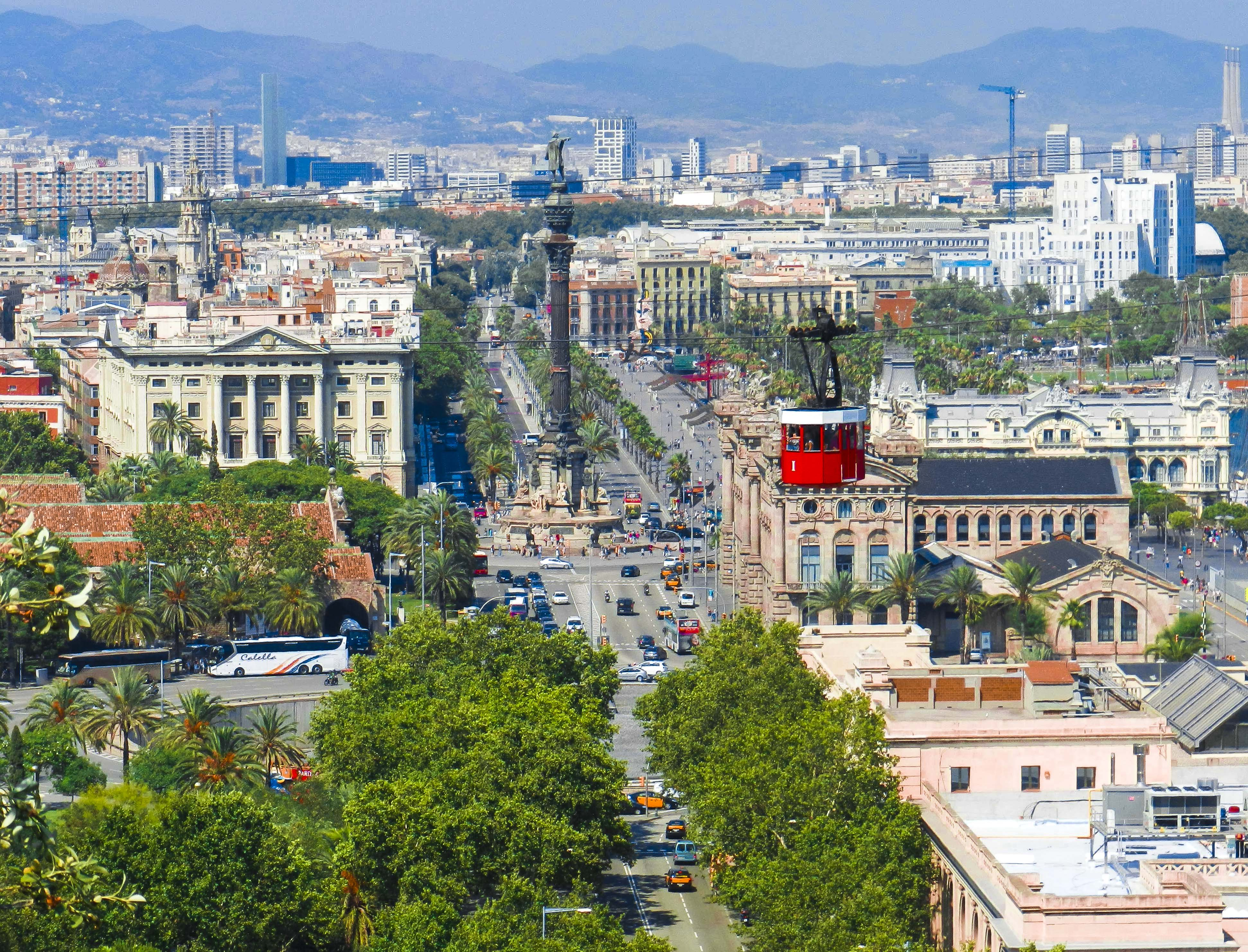 Platz 2: Barcelona, Spanien