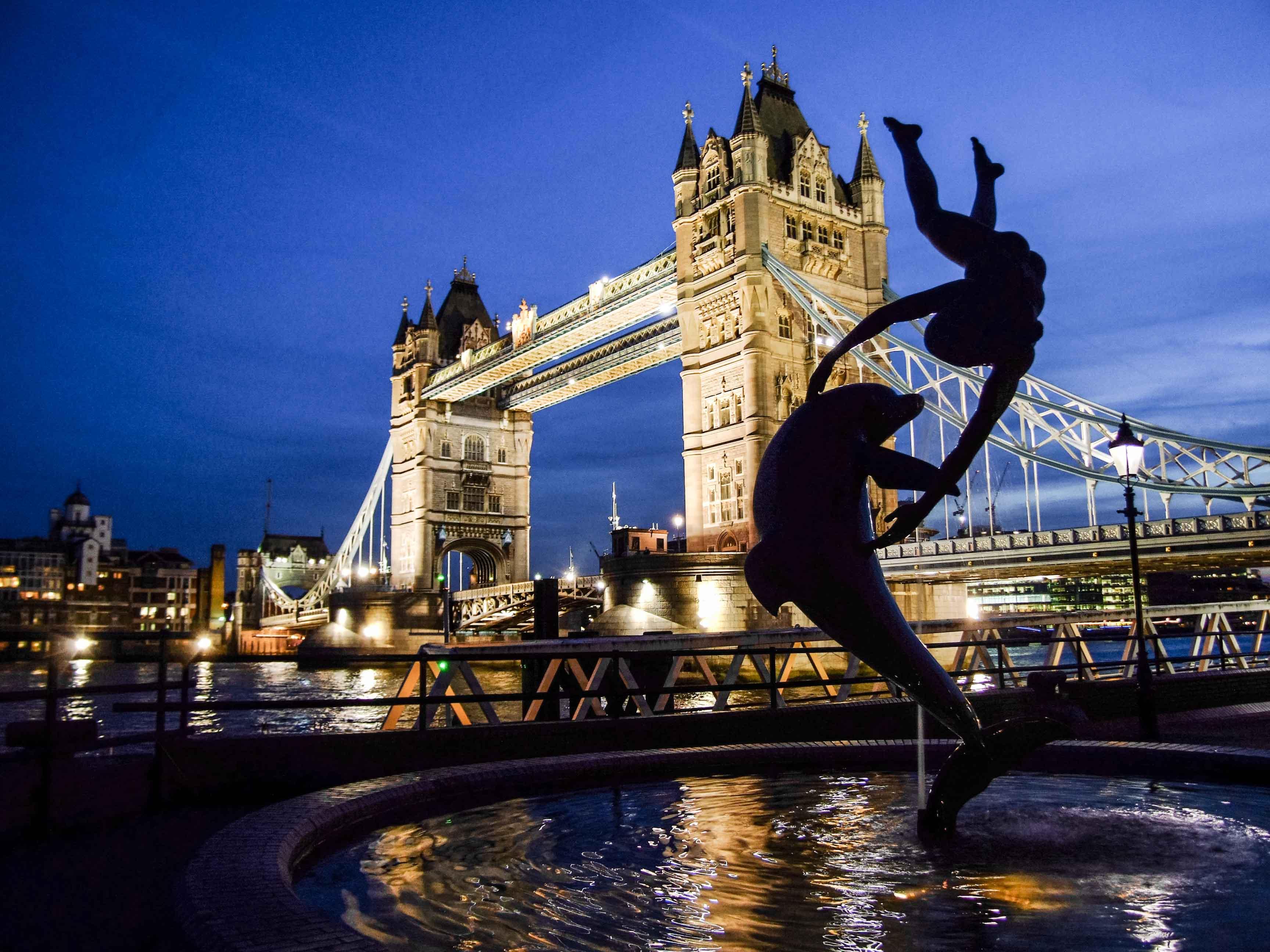 Platz 13: London, Großbritannien