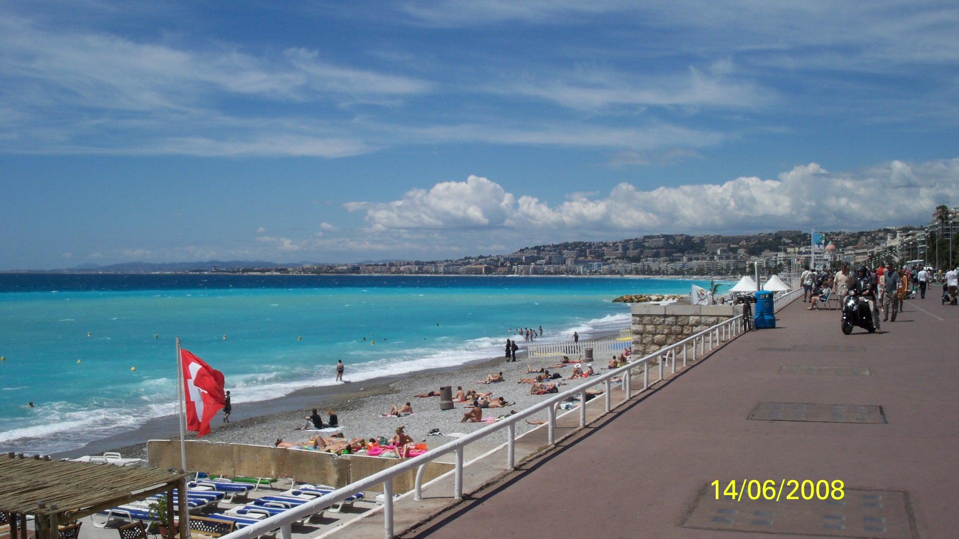 Platz 12: Nizza, Frankreich