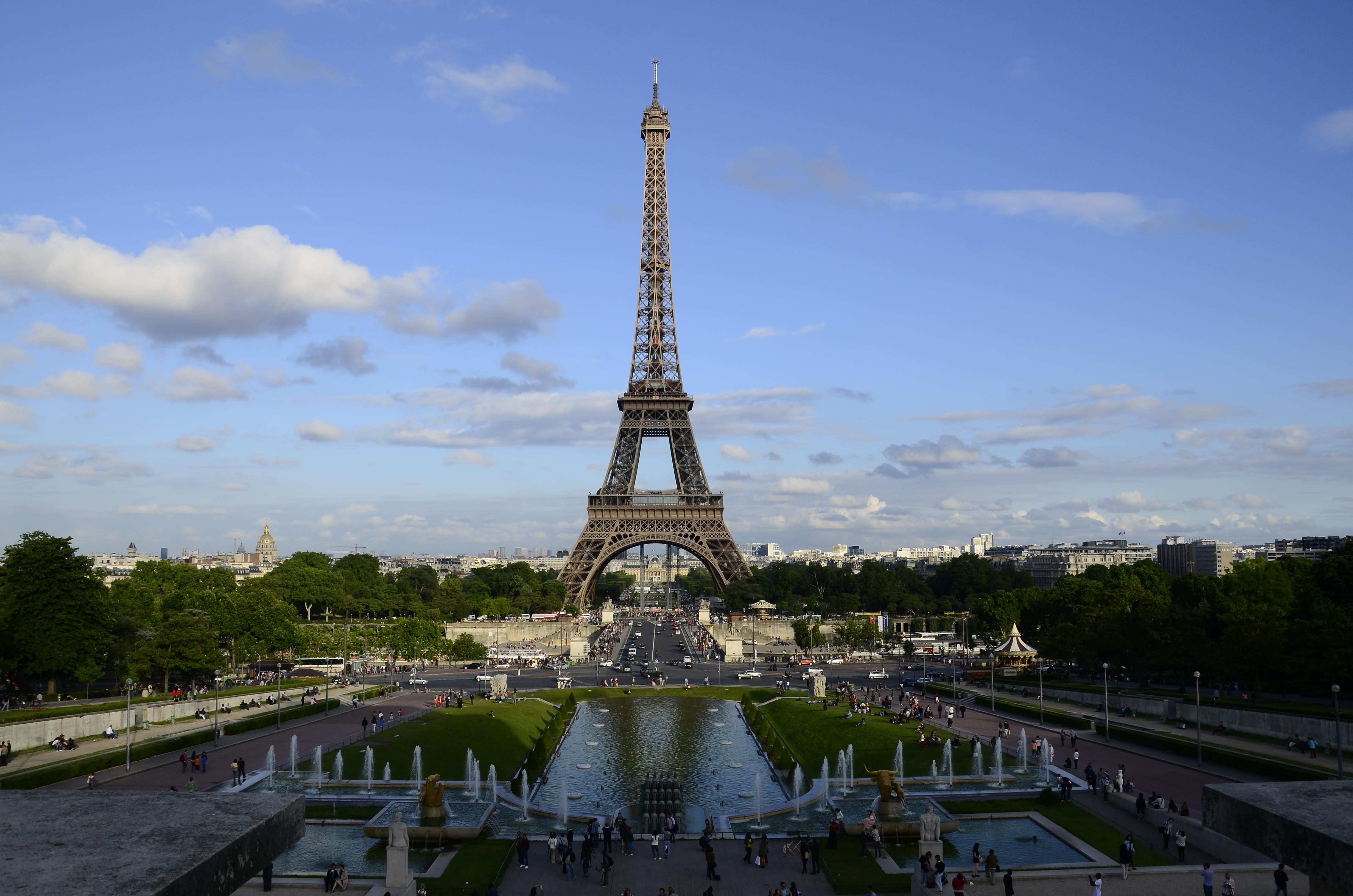 Platz 10: Paris, Frankreich