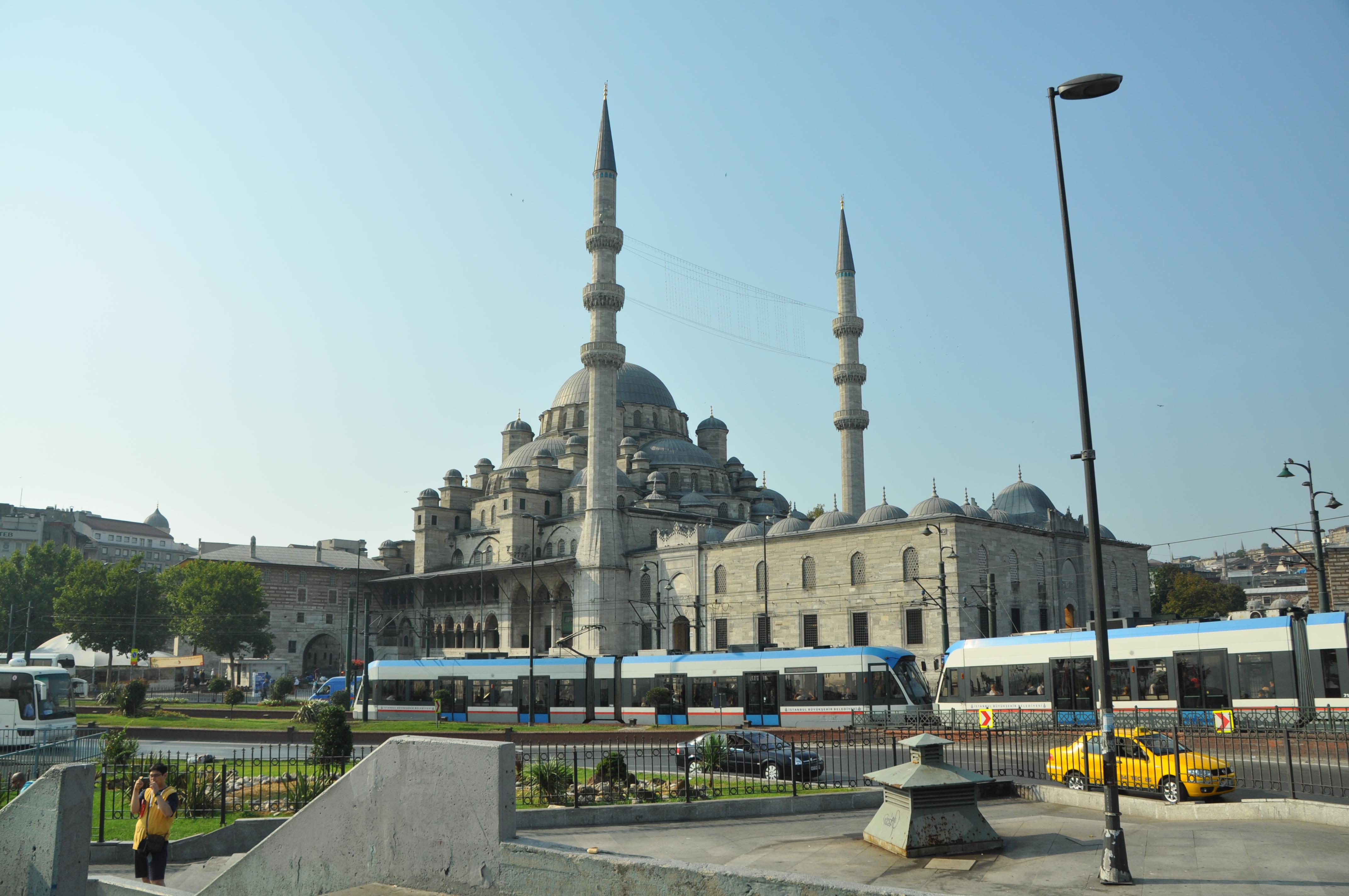 Platz 15: Istanbul