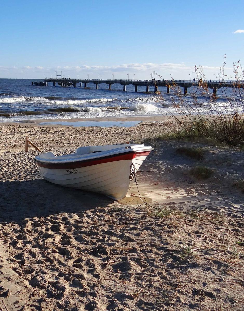 Platz 3: Ostsee, Deutschland