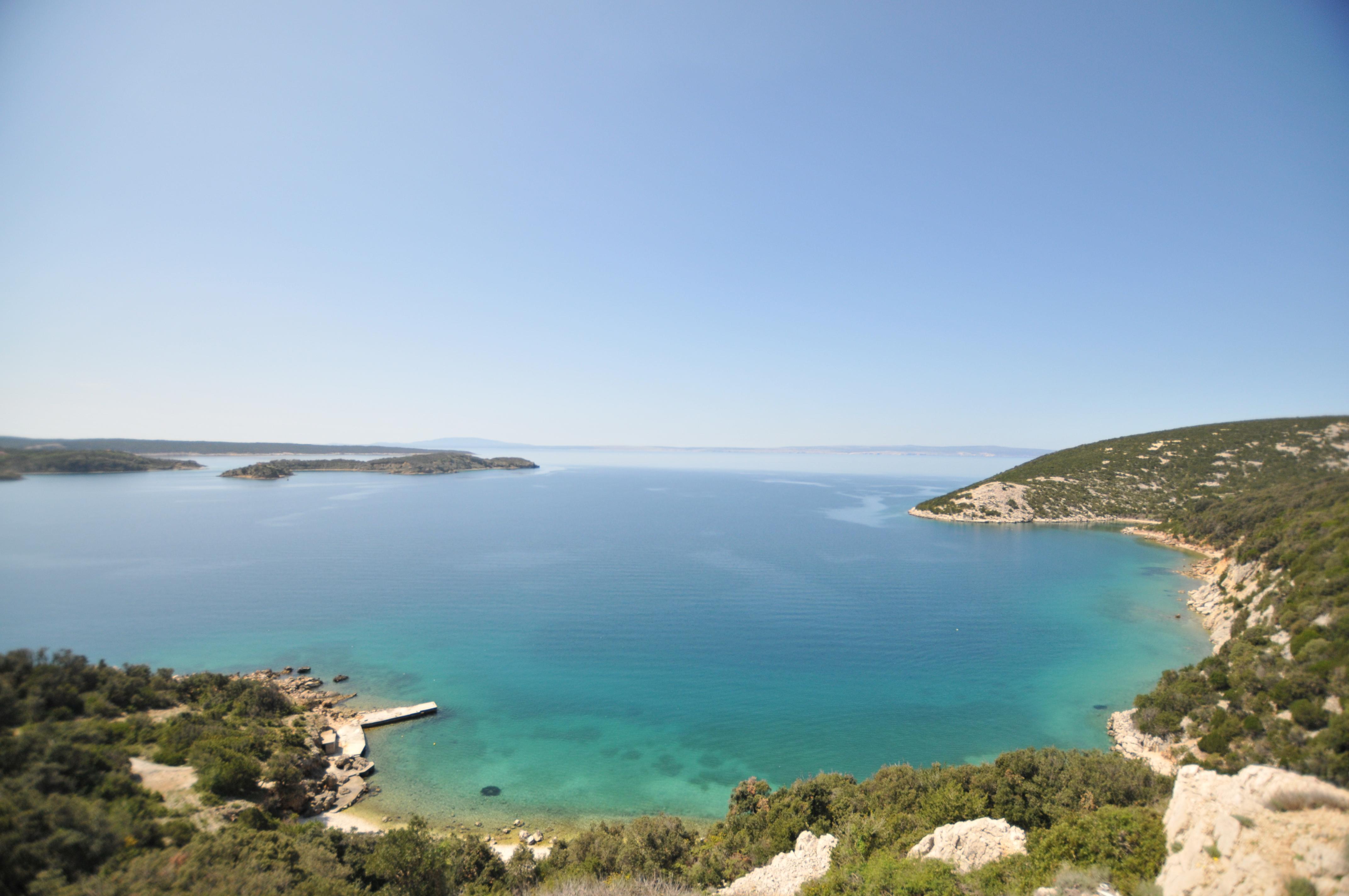 Platz 9: Insel Rab, Kroatien
