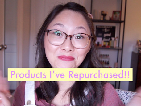 Beauty Products Worth Repurchasing