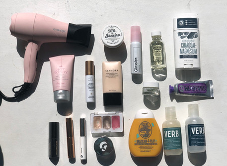 What's in My Overnight Bag