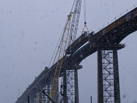 Bay of Quinte Skyway Bridge Rehabilitation