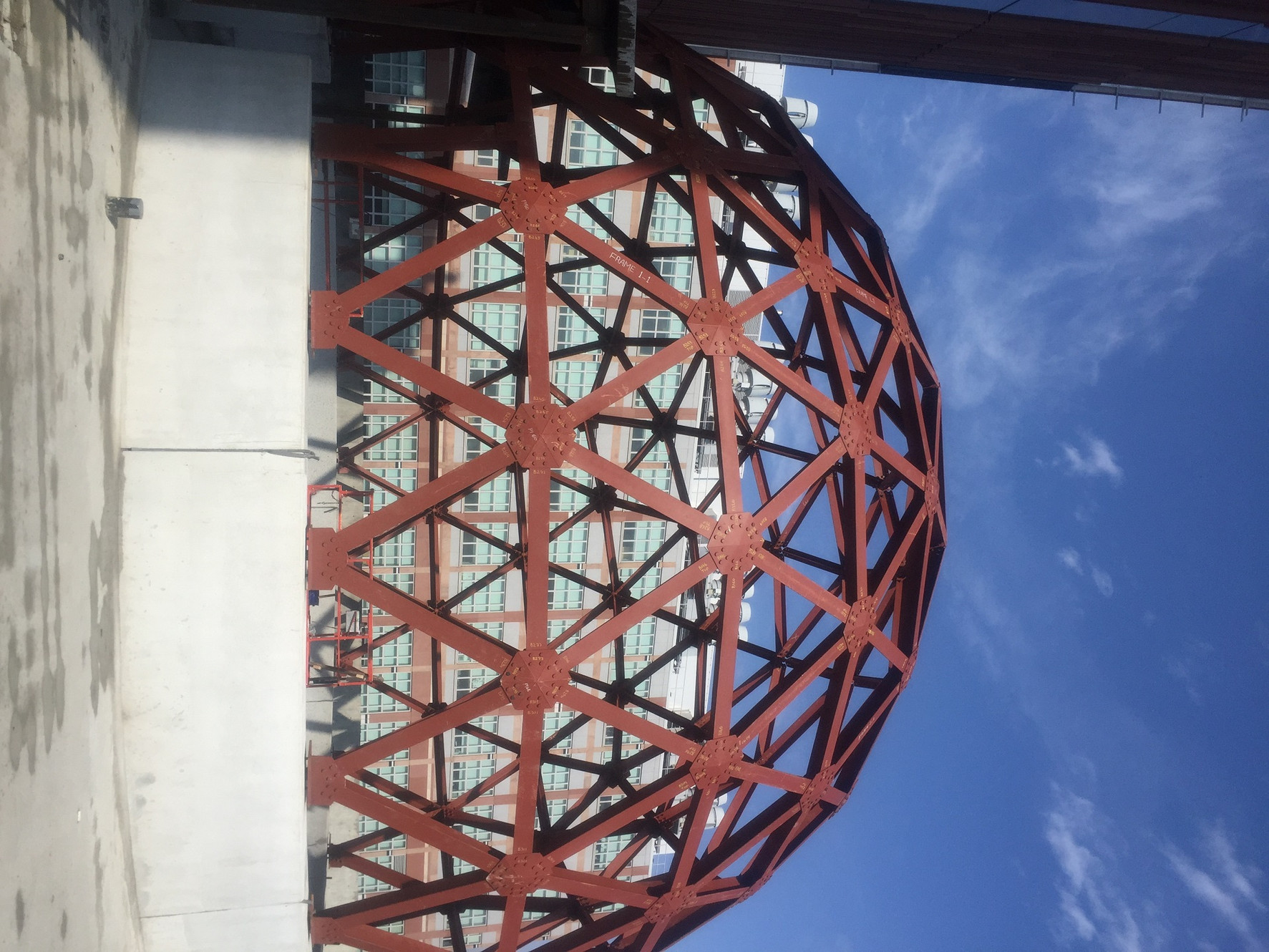 Brookfield Place Calgary - East Tower | Structural Steel