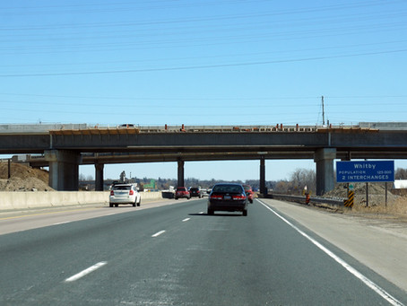 Highway 407 Extension, Whitby Ontario