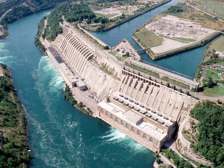 Hydro-Electric Tunneling, Niagara Falls Ontario