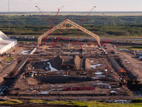Potash Mine, Rocanville Saskatchewan