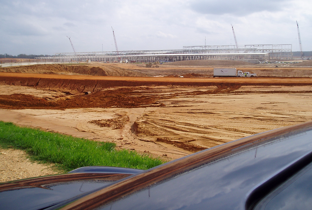 Toyota Plant, Tupelo Mississippi
