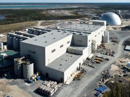Detour Gold Mine, Cochrane Ontario