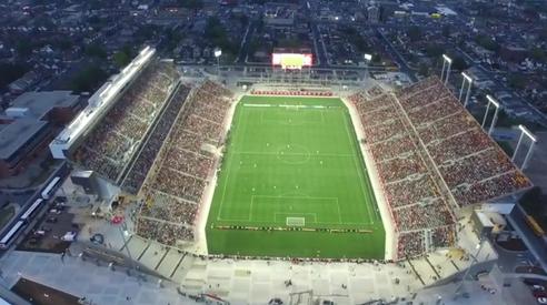 Pan-Am Stadium