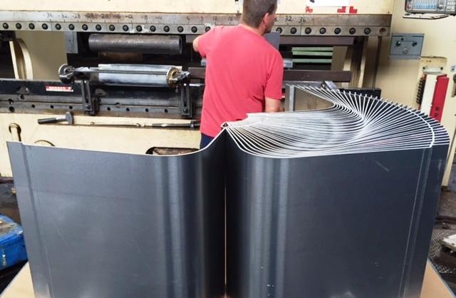 Aluminum Corner Panels