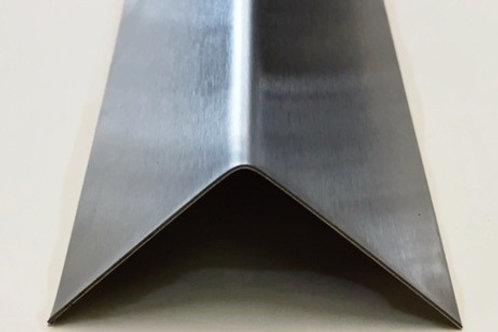 "2"" x 2"" x 48""- 20 Pack Stainless Steel Corner Guard"