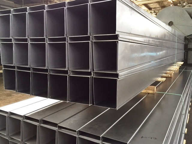 Large Sheet Metal Channels