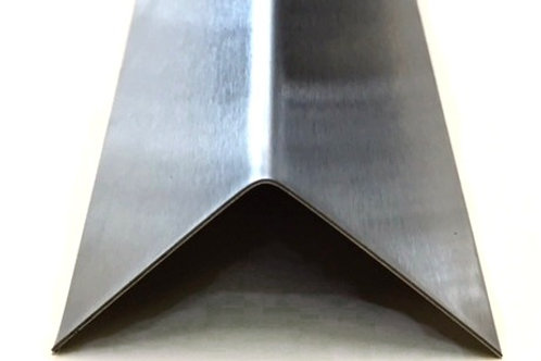 "2"" x 2"" x 48""- 10 Pack Stainless Steel Corner Guard"