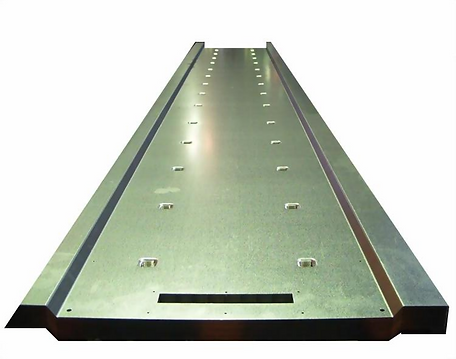 Metal Fabrication of Galvanized Panel