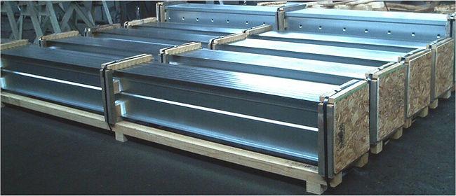 Sheet Metal Fabrication at Steeltec Cleveland Ohio