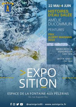 Exposition Ville de Saint Prix