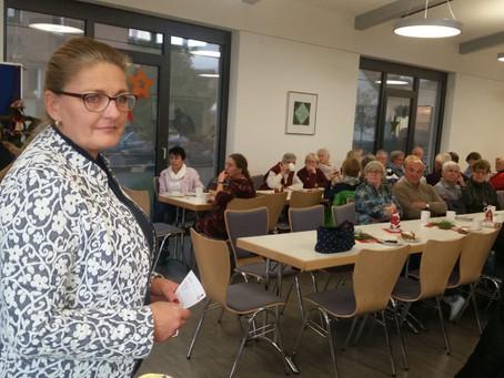 Zu Gast beim kath. Frauenbund in Trennfurt