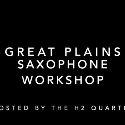 Great Plains Saxophone Workshop