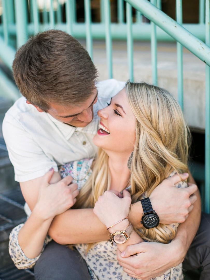 Carli and Beau