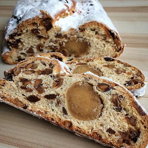 Christstollen (gâteau de Noël allemand)