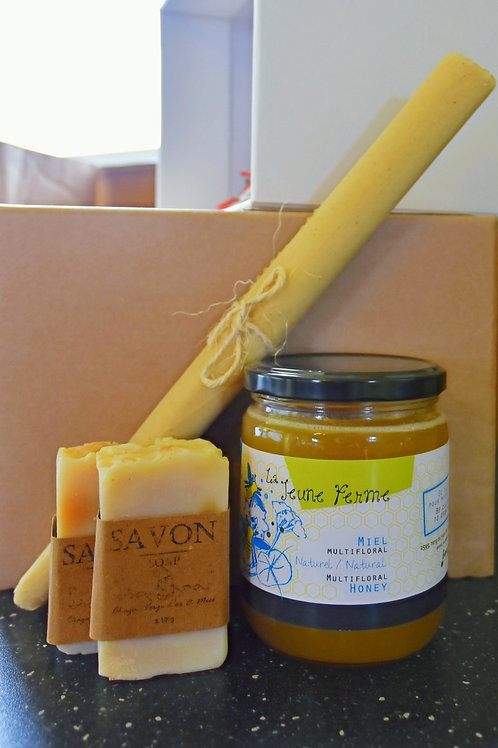 La boîte à miel