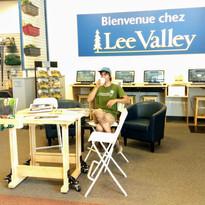 Keven de Luca chez Lee Valley.jpg