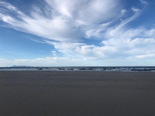 Pakiri beach, NZ