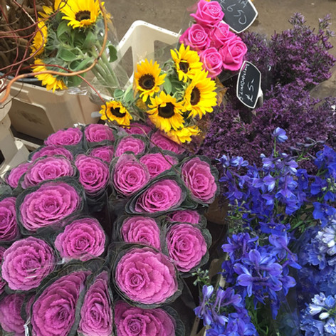 Columbia Flower Market